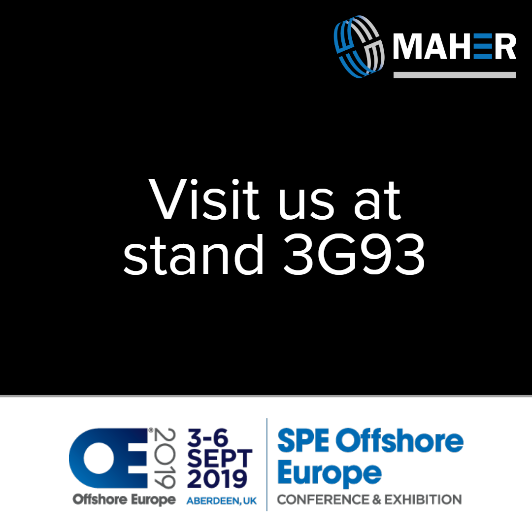 Almost time for Offshore Europe!