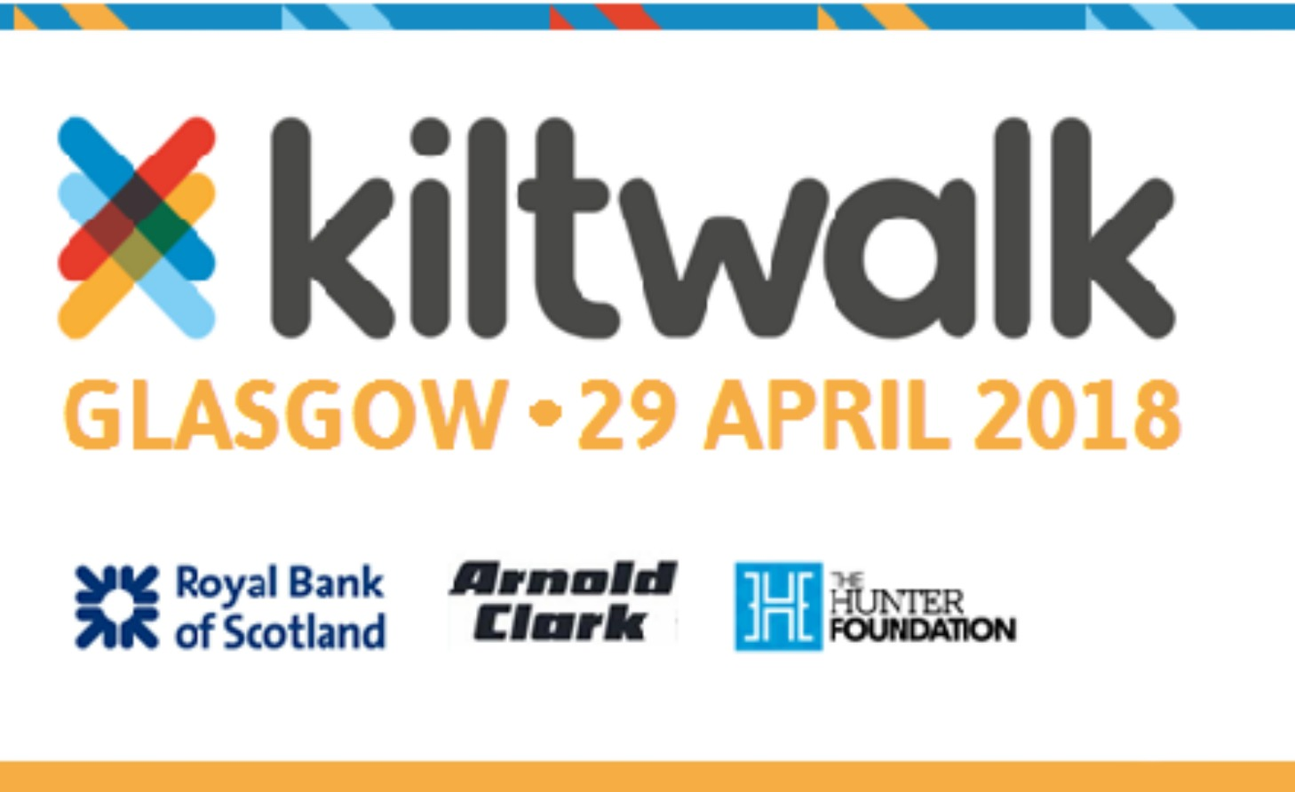 Glasgow Kiltwalk 2018