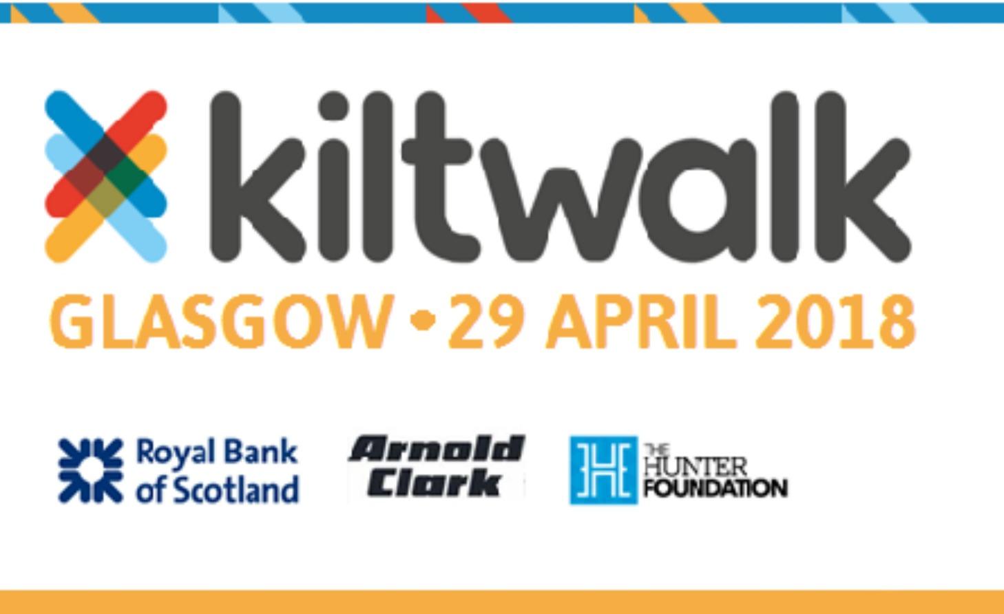 Glasgow Kiltwalk 2018