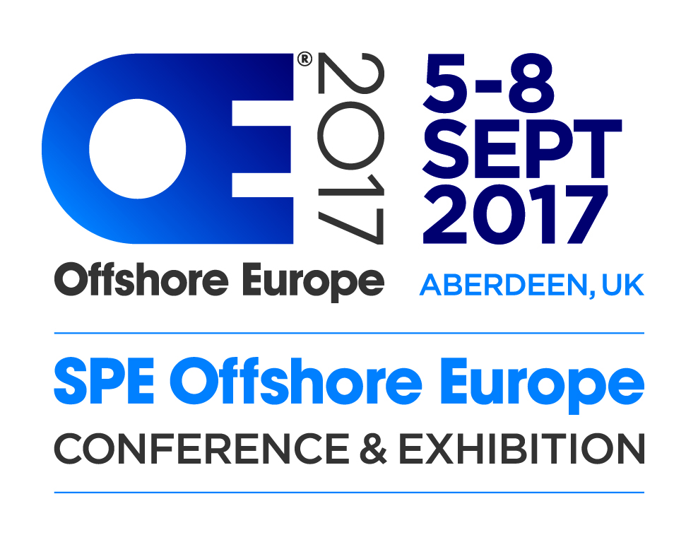 Offshore Europe 2017 in Aberdeen